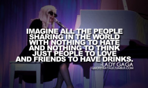lady gaga quotes | Tumblr