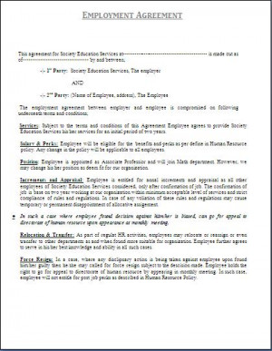 free self employed contract template 1TIMweUh