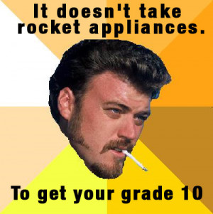 Re: Any trailer park boys fans