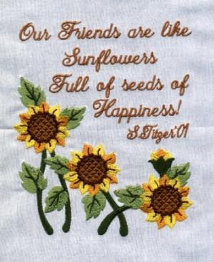 Sunflowersfriends.jpg (46977 bytes)
