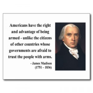 James Madison Quotes On The Constitution