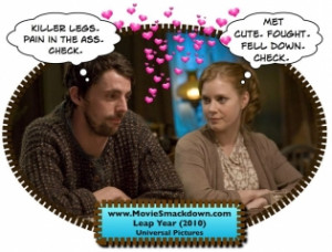 Leap Year (2010) -vs- Youth in Revolt (2010)
