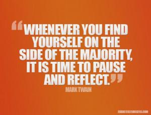 mark twaint picture quotes success majority picture quote success ...