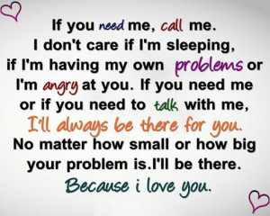 Ill Be There For You Quotes. QuotesGram