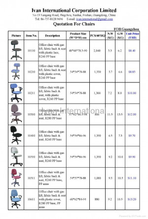product quotation