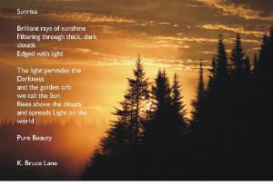 Sunrise Poem 01