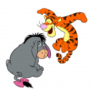Your divorce: Are you an Eeyore or a Tigger?