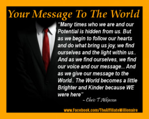 Network Marketing Quotes ~ Inspirational quotes' in Network Marketing ...