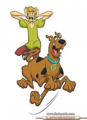 Scooby And Shaggy Doo