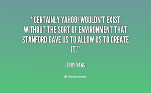 Jerry Yang Quotes
