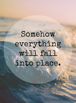 fall, ocean, place, quote, quotes, true
