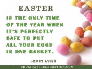 Cute Easter Quotes Sayings