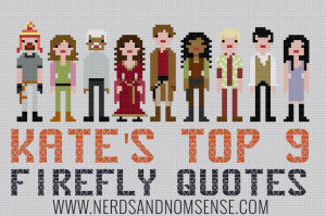 Kate Top Firefly Quotes