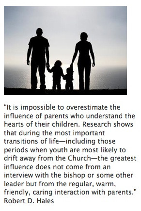 the Influence of parents