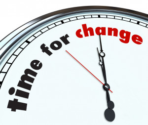 Why change is essential for small business survival.