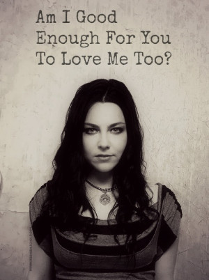 Quotes with Amy Lee by PunkRose7