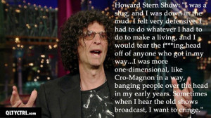 Howard Stern Quotes | www.qltyctrl.com