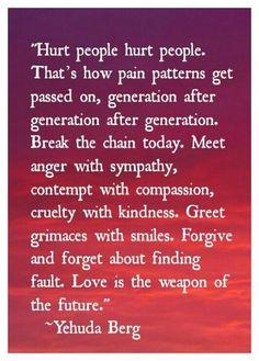 ... emotionally damaged me but will not break me...ev #Yehuda Berg More