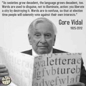 Gore Vidal: