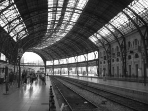 Train Station Atmtx Photo Blog