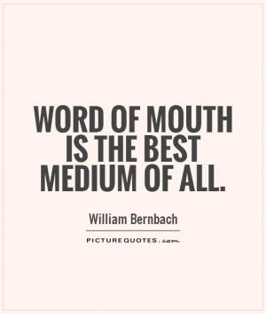 ... Quotes Marketing Quotes Advertising Quotes William Bernbach Quotes