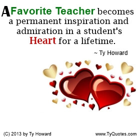 ... on Motivating Teachers, Motivated Teachers, Caring Teacher Quote