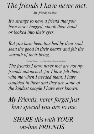 ... Friends Forever, Online Friendship Quotes, My Friends, Things