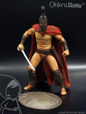 300 King Leonidas 7& loose
