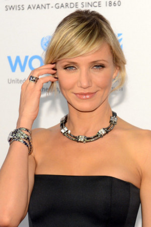 Cameron Diaz Quote on Aging