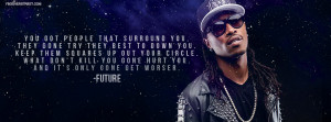 Future Squares Out Your Circle Lyrics Facebook Cover