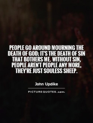 Sheep People Quote