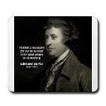 Edmund Burke: Necessary Evil, Good Men do Nothing Quote & Picture on ...
