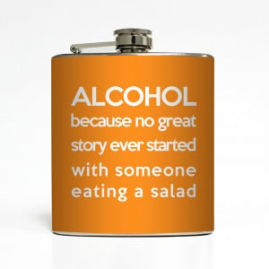 Happy Birthday Alcohol Quotes Funny alcohol definition flask