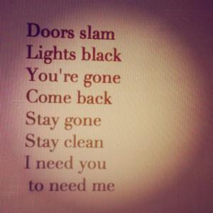 lykke li #untilwebleed #lyrics #music