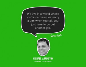 Michael Arrington's quote