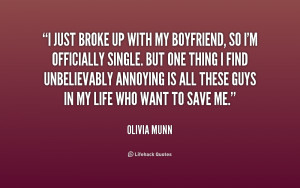 Girlfriend And Boyfriend Break Up Quotes Breaking up with my boyfriend