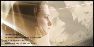 Edward and Bella Twilight Quotes Headers