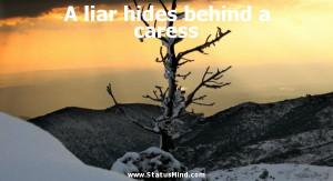 ... hides behind a caress - William Shakespeare Quotes - StatusMind.com
