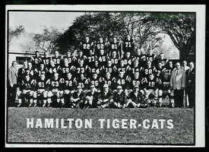 Hamilton Tiger Cats Team