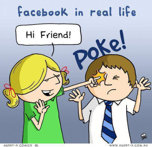 quotes-pictures.feedio...Facebook in real life | Funny