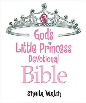 Book Review: God's Little Princess Bible