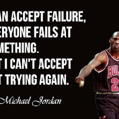 Michael Jordan's Motivational Quotes - The Sport Of Basketball's ...