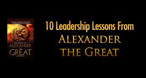 Alexander the great leadership essay