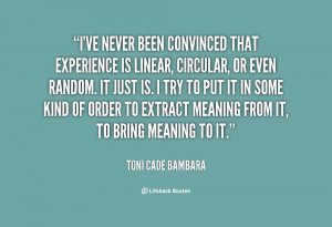 An analysis of the book the lesson by toni cade bambara