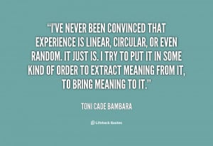 thesis statement on the lesson by toni cade bambara Download thesis statement on the lesson by toni cade bambara in our database or order an original thesis paper that will be written by one of our staff writers and.