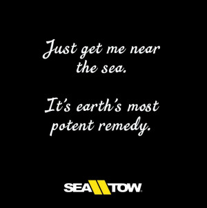 ... lifeonthewater #seatow #sea #tow #fishing #boating #tightlines #quote