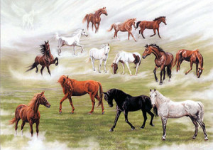 The Spirit Of Your Horse Lives On.. .