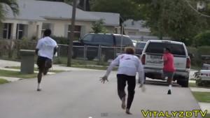 Miami Zombie Attack Prank Video Vitalyzedtv