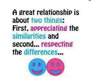 to maintain strong relationships, Appreciating Quotes, Respect Quotes ...
