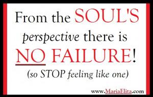 no failure quote